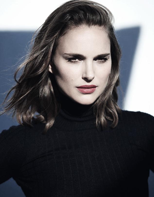 Natalie Portman ©David Bellemere pour Christian Dior Parfums
